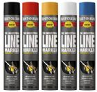 Rustoleum Hard Hat 2300 Line Marking Spray Aerosol 750ml